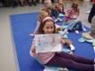 Deti sa prezentujú svojimi výkresmi