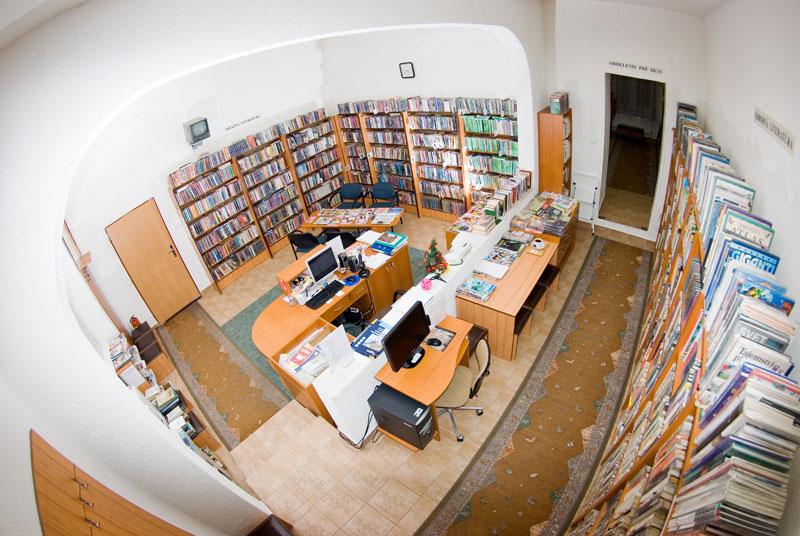 4f5990532 Pracoviská - Karadžičova 1 - Staromestská knižnica