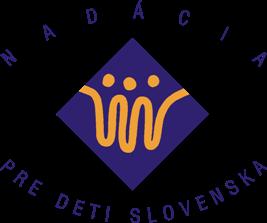 Nadácia pre deti Slovenska - logo