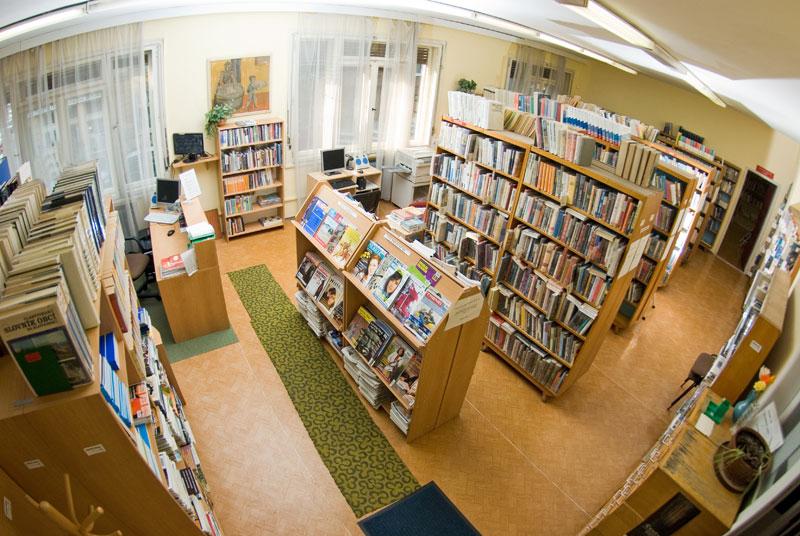 39e342ba6 Staromestská knižnica pobočka Panenská 1 - odborná literatúra ...